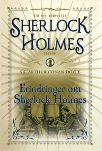 Erindringer om Sherlock Holmes (e-bog