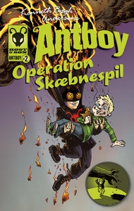 Operation Skæbnespil (e-bog) af Kenne