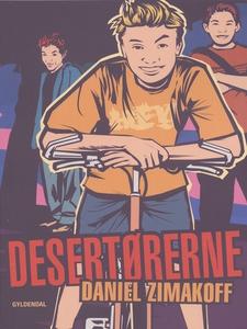 Desertørerne (e-bog) af Daniel Zimako