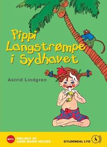 Pippi Langstrømpe i sydhavet (lydbog)
