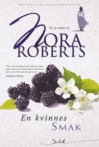 En kvinnes smak (ebok) av Nora Roberts