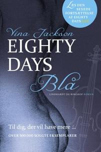 Eighty Days - Blå (lydbog) af Vina Ja