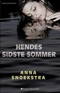 Hendes sidste sommer (e-bog) af Anna