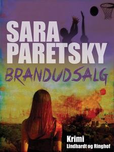 Brandudsalg (e-bog) af Sara Paretsky