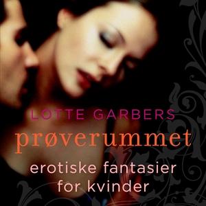 Prøverummet (lydbog) af Lotte Garbers