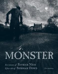 Monster (lydbog) af Patrick Ness
