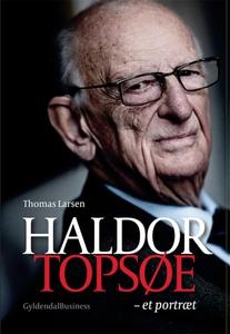 Haldor Topsøe (e-bog) af Thomas Larsen