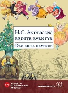 Den lille havfrue (lydbog) af H.C. An