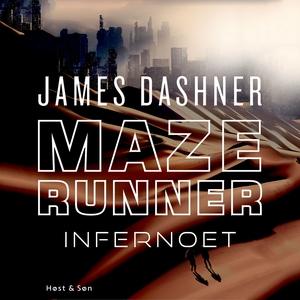 Maze Runner - Infernoet (lydbog) af J