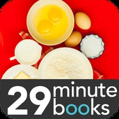Bake Your Way Through The Kitchen - 29 Minute Books - Audio