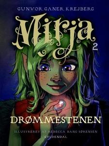 Mirja 2 - Drømmestenen (lydbog) af Gu