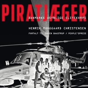 Piratjæger (lydbog) af Henrik Monggaa