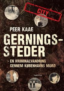 Gerningssteder: City (e-bog) af Peer