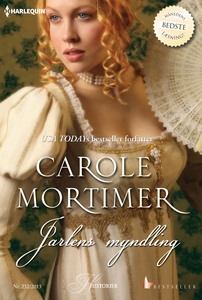 Jarlens myndling (e-bog) af Carole Mortimer