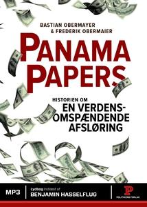 Panama Papers (lydbog) af Bastian Obe
