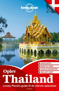 Oplev Thailand (Lonely Planet) (e-bog
