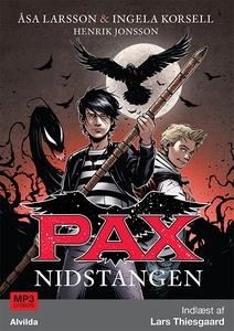 PAX 1: Nidstangen (lydbog) af Åsa Lar