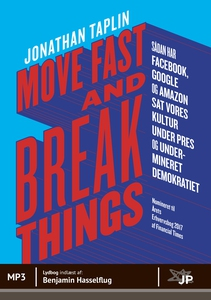 Move fast and break things (lydbog) a