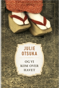 Og vi kom over havet (e-bog) af Julie