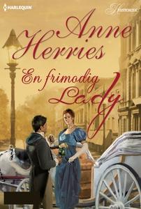 En frimodig lady (ebok) av Anne Herries