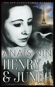 Henry og June (lydbog) af Anaïs Nin