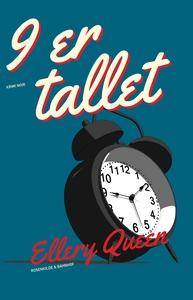 9 er tallet (e-bog) af Ellery Queen