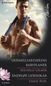 Oliemilliardærens babyplaner/Åndeløs lidenskab
