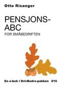 Pensjons-ABC for småbedriften
