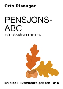 Pensjons-ABC for småbedriften (ebok) av Otto