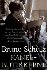 Kanelbutikkerne (e-bog) af Bruno Schu
