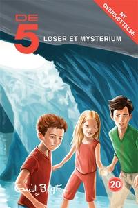 De 5 løser et mysterium (e-bog) af En