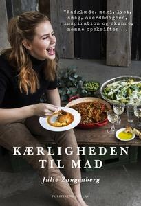 Kærligheden til mad (e-bog) af Julie