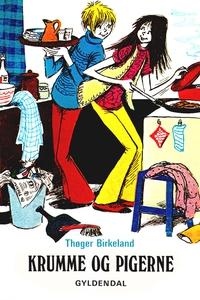 Krumme og pigerne (e-bog) af Thøger B
