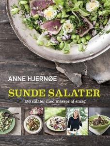 Sunde salater (e-bog) af Anne Hjernøe