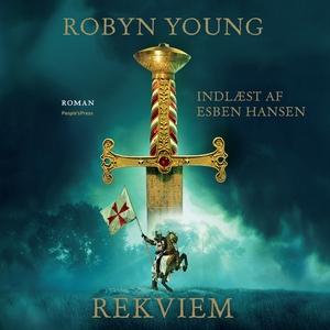 Rekviem (lydbog) af Robyn Young, Roby