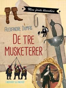 De tre musketerer (e-bog) af Alexandr