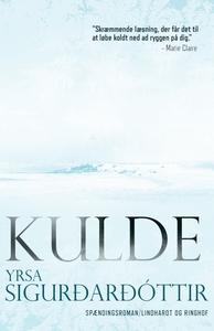 Kulde (e-bog) af Yrsa Sigurdardottir