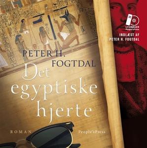 Det Egyptiske Hjerte (lydbog) af Pete
