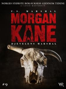 Morgan Kane 9: Djevelens Marshal (ebok) av Lo
