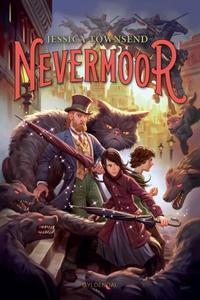 Nevermoor 1 - Morrigan Crows magiske
