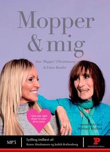 Mopper og mig (lydbog) af Linse Kessl