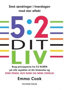 5:2 dit liv (e-bog) af Emma Cook