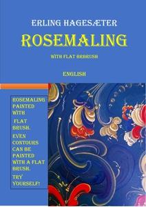 Rosemaling (ebok) av Erling Hagesæter