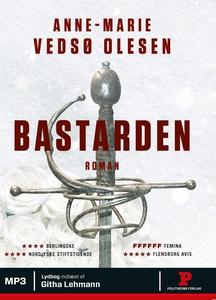 Bastarden (lydbog) af Anne-Marie Veds