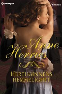 Hertuginnens hemmelighet (ebok) av Anne Herri