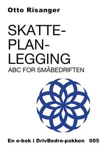 Skatteplanlegging - ABC for småbedriften (ebo