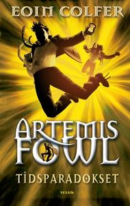 Artemis Fowl 6 - Tidsparadokset (lydb