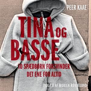 Tina og Basse (lydbog) af Peer Kaae
