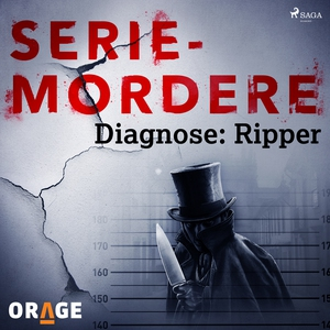 Diagnose: Ripper (lydbok) av Orage Orage