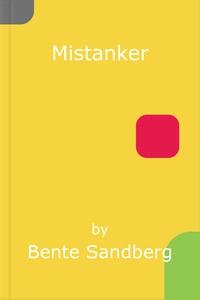 Mistanker (ebok) av Bente Sandberg